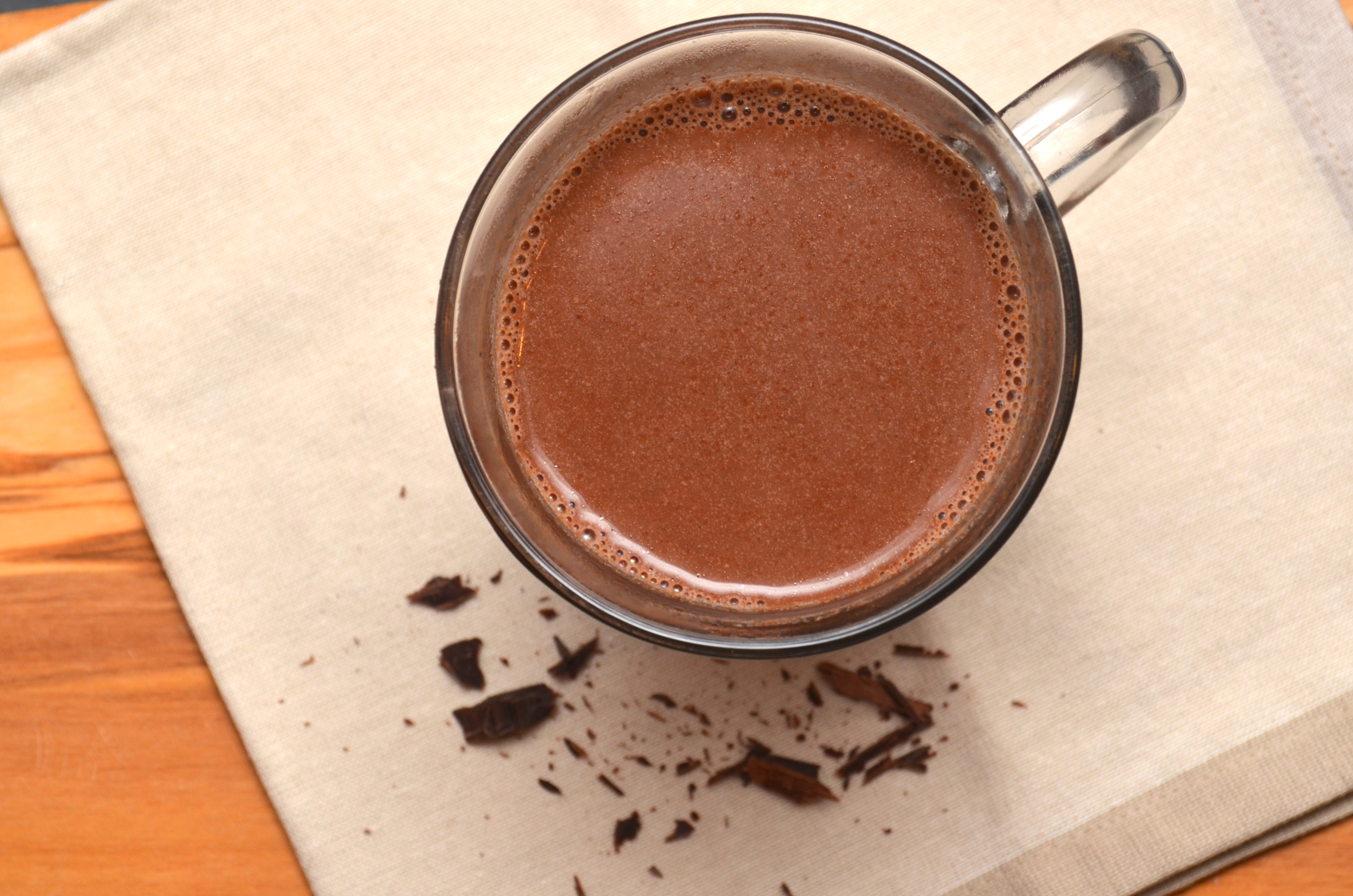 Spicy Mexican Hot Chocolate – eRecipe