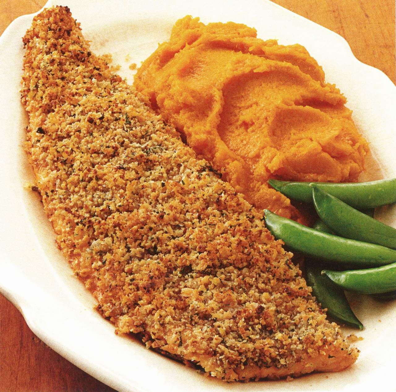 Smokehouse Almond Crusted Ruby Red Trout Fillets Erecipe