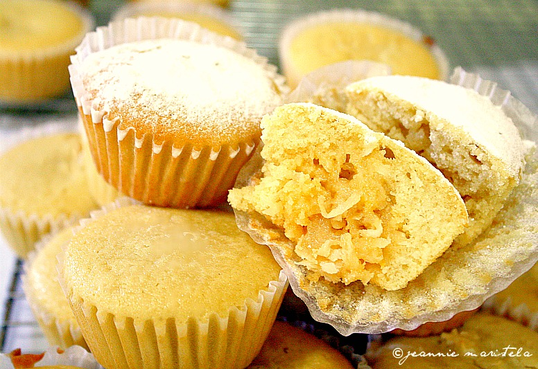 Coconut Macaroon Filled Buttermilk Cupcakes Erecipe