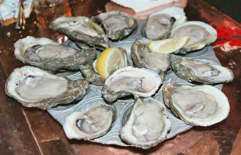 Oysters on the Half Shell – eRecipe