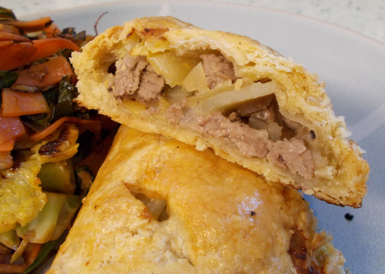 Cornish Pasties This Time With Suet Pastry Erecipe