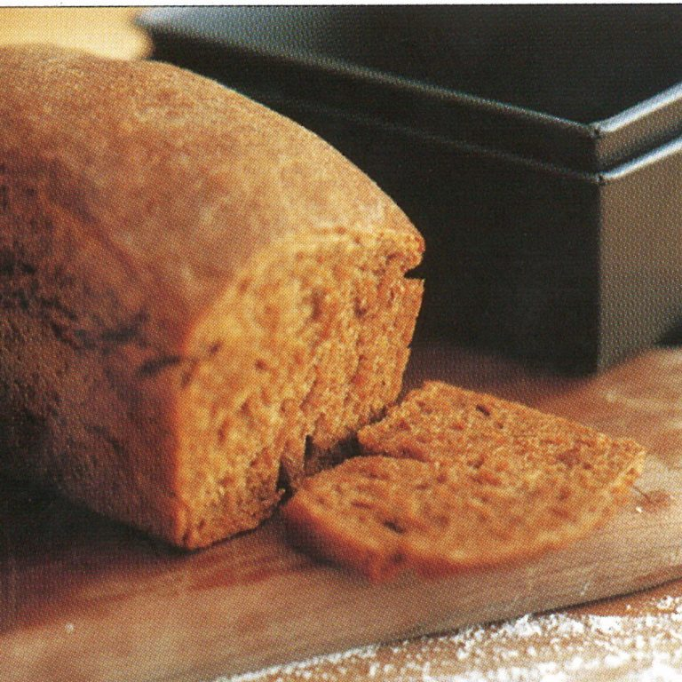 Pumpernickel Bread Erecipe