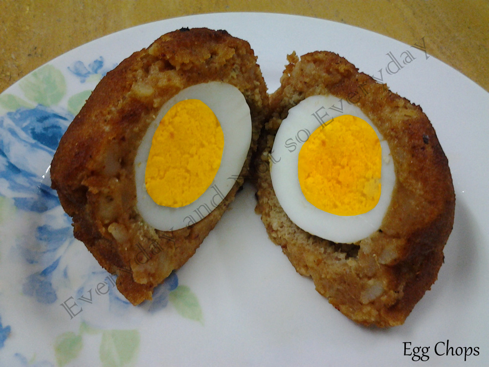 Egg Chops Erecipe