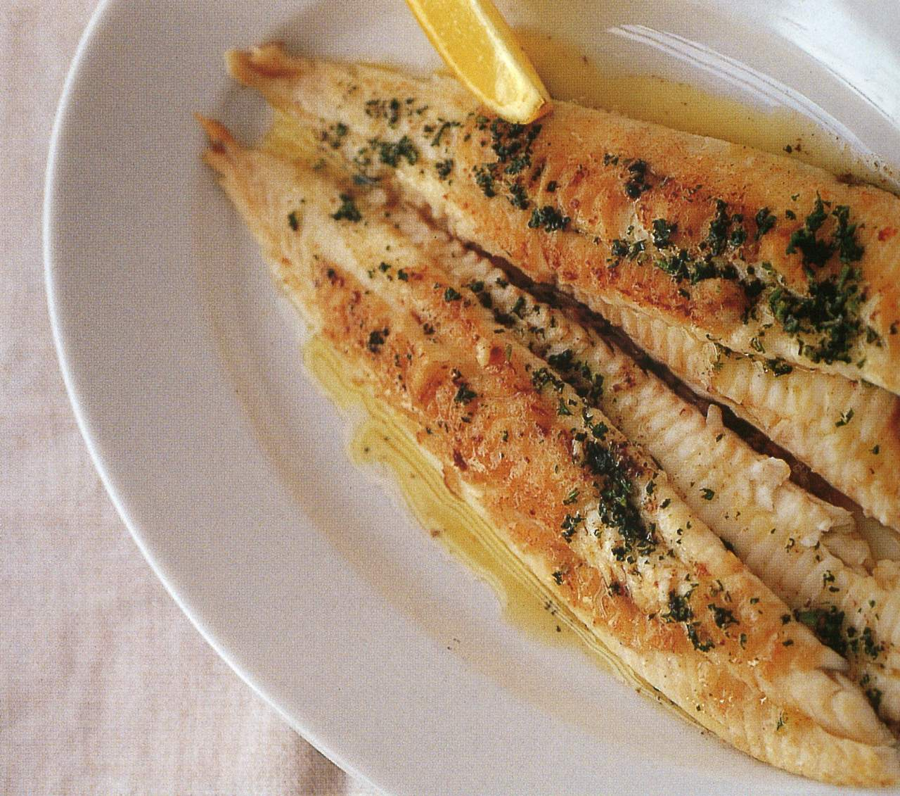 how to pan fry whole sole fish