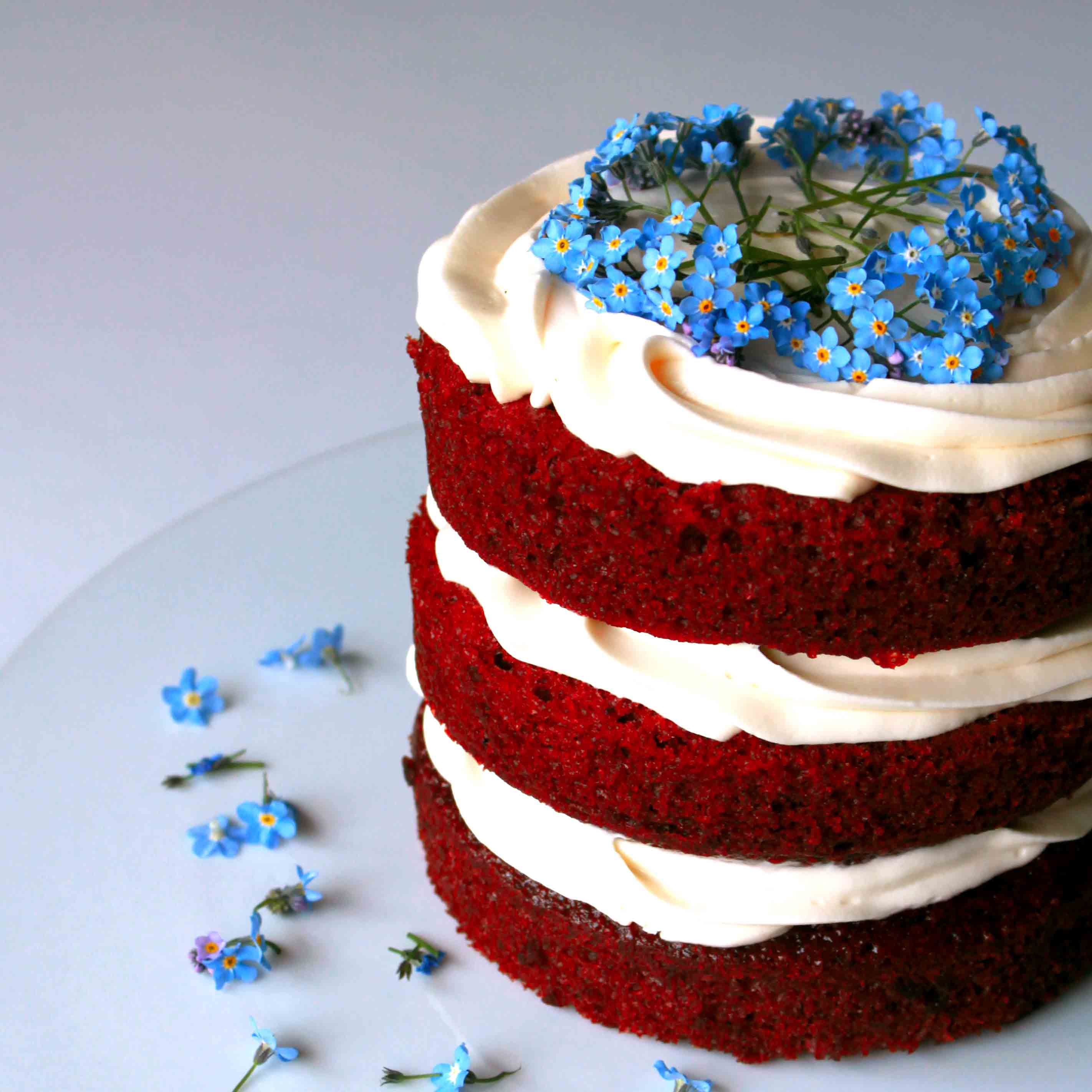 Russian Cream Cheese Cake Frosting