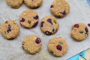Oat Breakfast Cookies