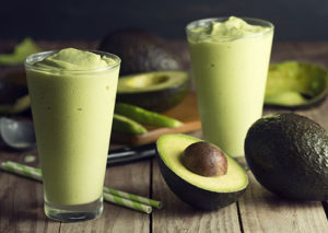 Avocado and Ginger Smoothie