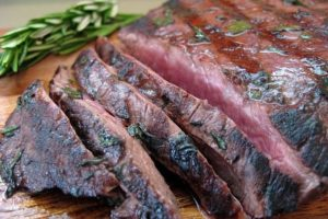 Delicious Sirloin Steak