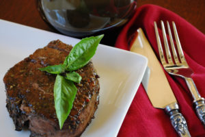 Easy Filet Mignon