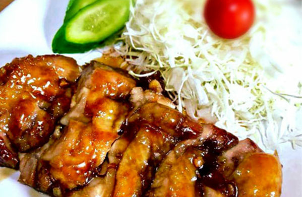 Authentic Chicken Teriyaki